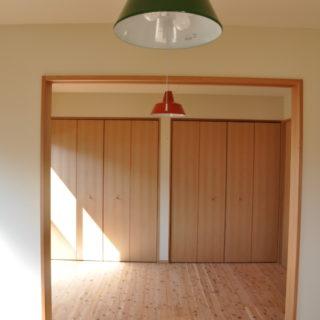 茂木の家リノベーション