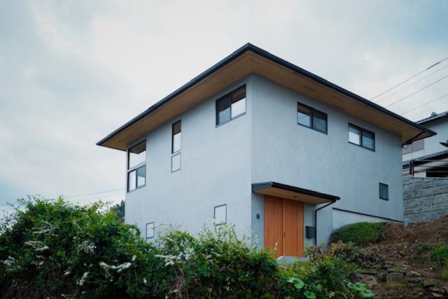 「西海の家」