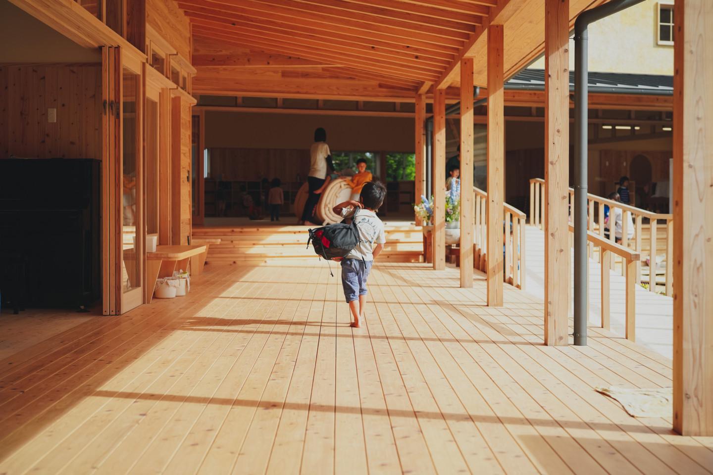 長崎「女の都幼稚園保育園」